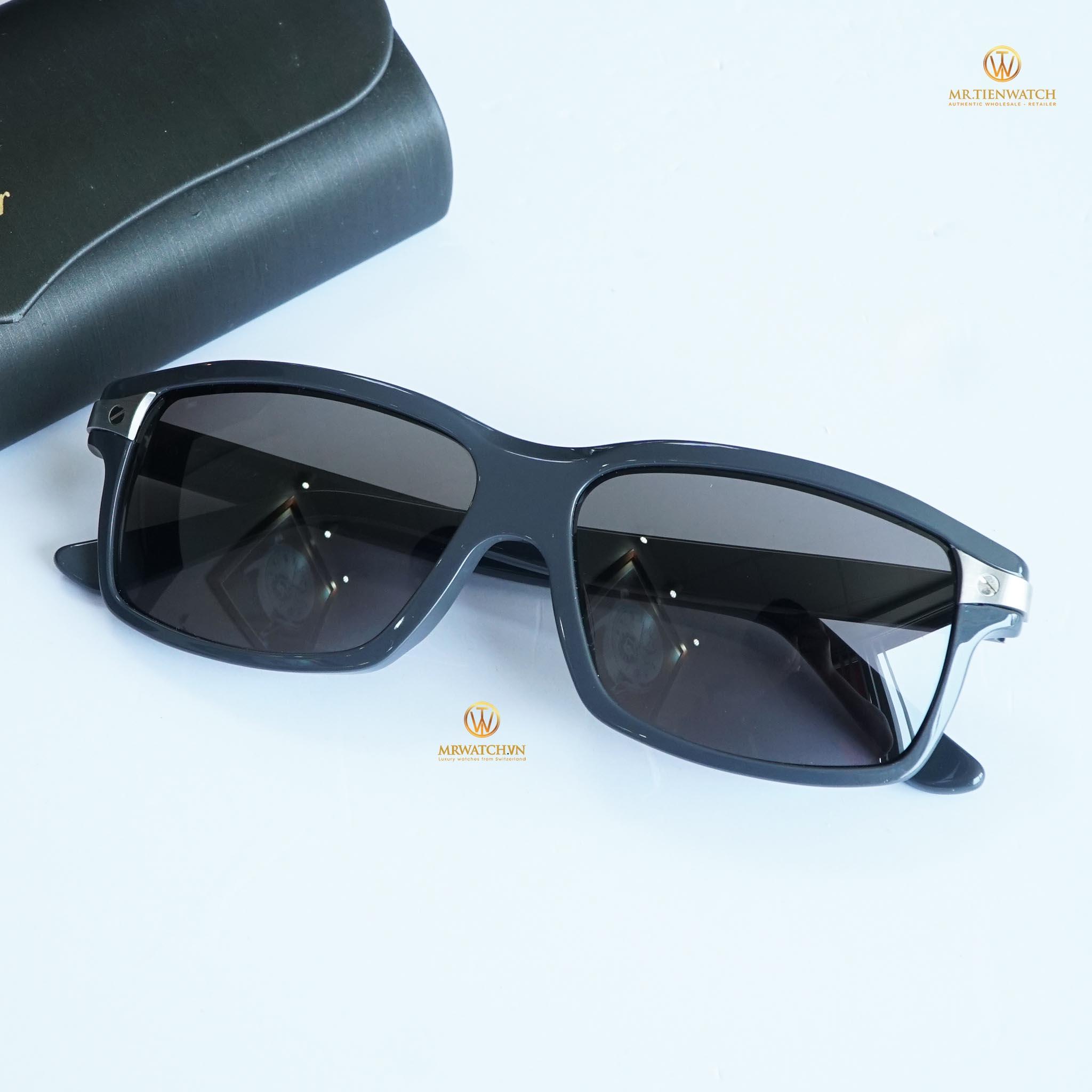 Cartier De Santos Sunlasses ESW00035 Nhựa cao cấp