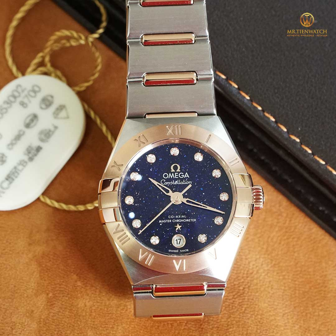 OMEGA CONSTELLATION CO‑AXIAL MASTER CHRONOMETER 29 MM 131.20.29.20.53.002