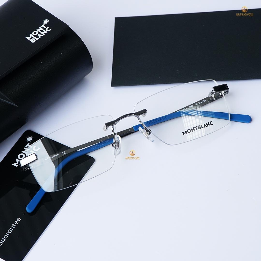 Gọng kính mắt MB0105O-002 size 57 mm Optical Frame chính hãng