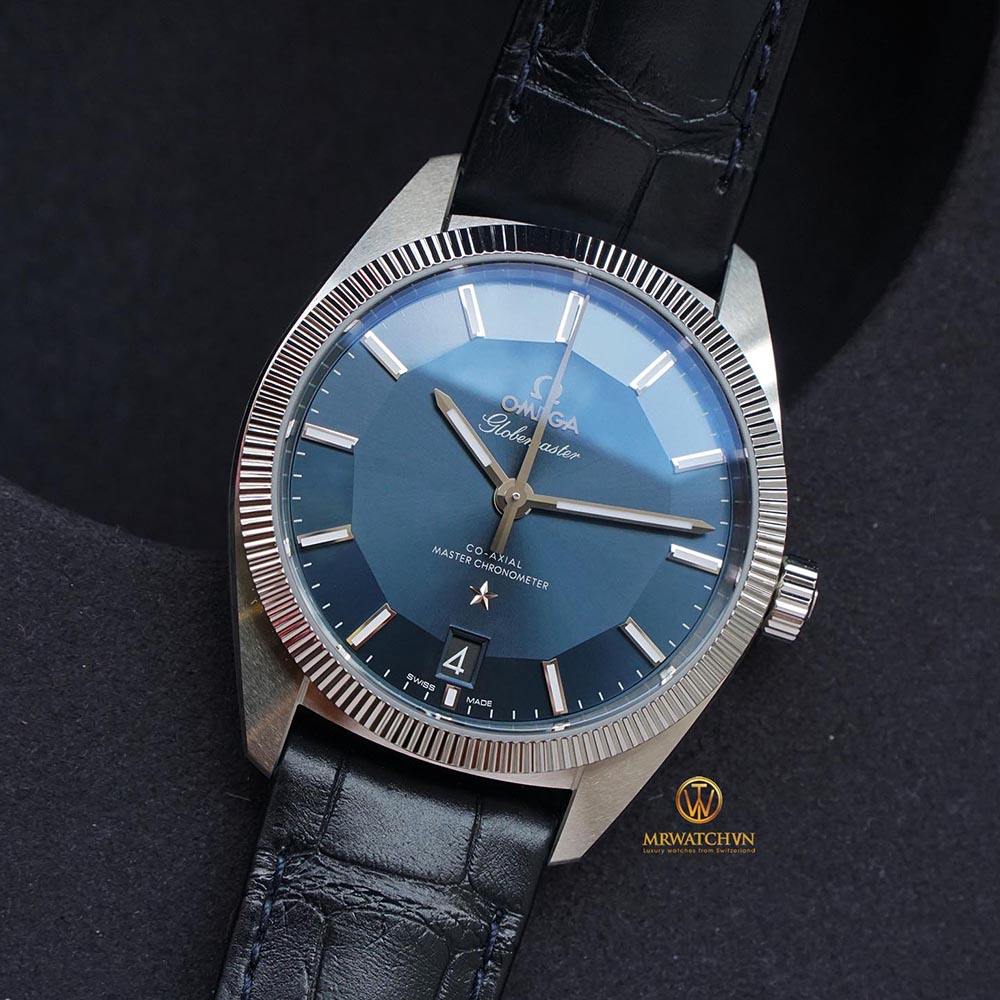 OMEGA CONSTELLATION GLOBEMASTER CO‑AXIAL MASTER CHRONOMETER 39 MM 130.33.39.21.03.001 Thép không gỉ - Steel on steel
