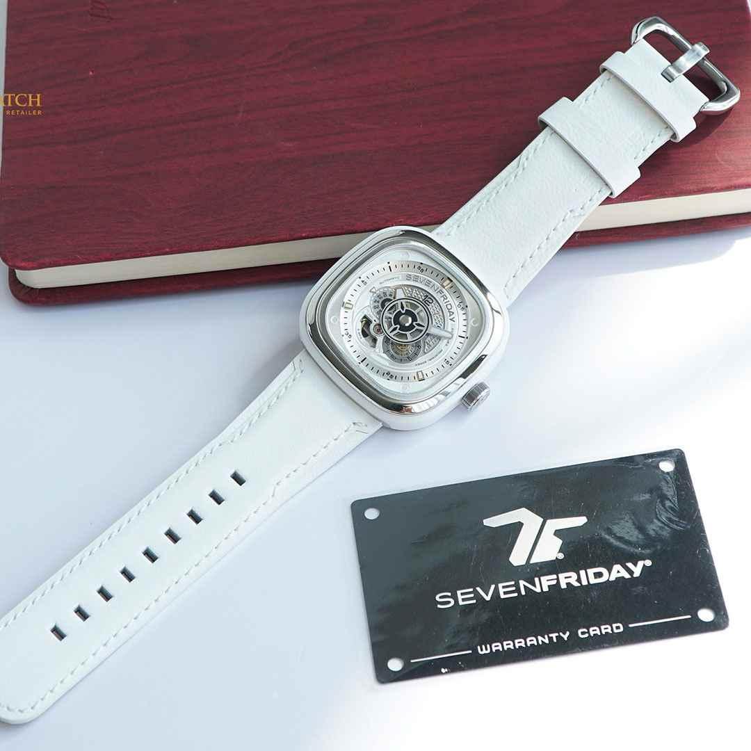SEVENFRIDAY P-SERIES P1C/01 - Check NFC Phần Mềm Chính Hãng